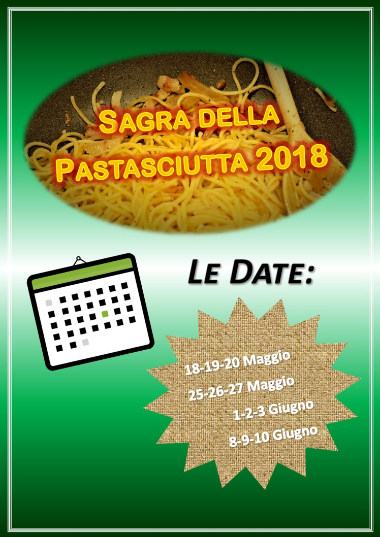 Date Sagra 2018